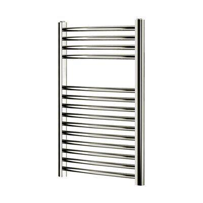 blyss chrome curved ladder radiator h 700mm w 400mm. Black Bedroom Furniture Sets. Home Design Ideas