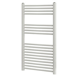 Blyss White Towel Warmer (H)1000mm (W)600mm