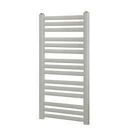 Blyss Wolfsbane Chrome Angled bar flat ladder Towel