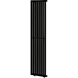 Blyss Wickham Vertical Radiator Anthracite (H)1800 mm (W)480