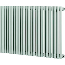 Blyss Thorpe Vertical Radiator White (H)600 mm (W)1000