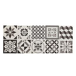 Konkrete Grey Matt Ceramic Wall tile, Pack of