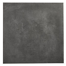 Konkrete Anthracite Concrete effect Porcelain Wall & floor