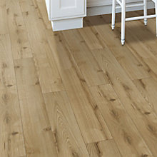 Irvine Oak Effect Laminate Flooring