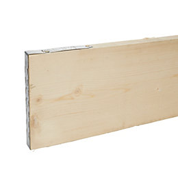Scaffold board (T)38mm (W)225mm (L)2400mm