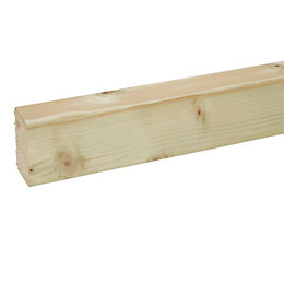 C16 Stick timber (T)45mm (W)70mm (L)2400mm