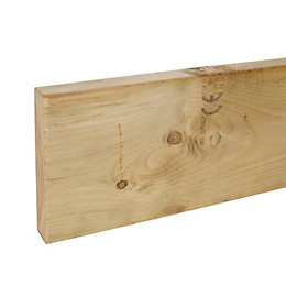 C16 Stick timber (T)45mm (W)220mm (L)4800mm