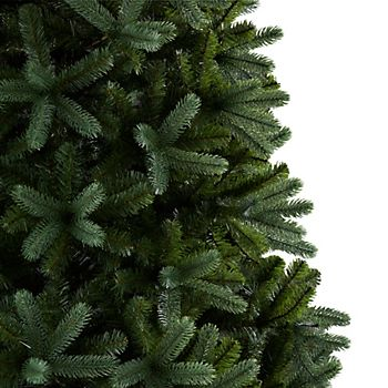 10ft Fircrest Classic Plain Artificial Christmas Tree
