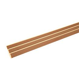 Ogee Moulding (T)9mm (W)38mm (L)2400mm