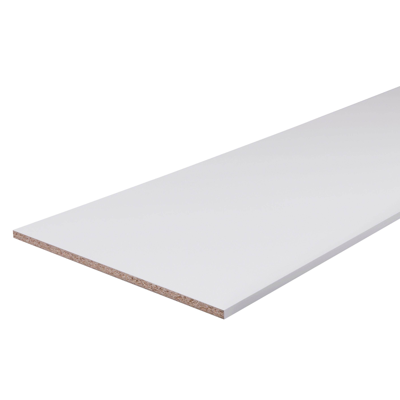 Furniture panel White (L)2000mm (W)150mm (T)16mm