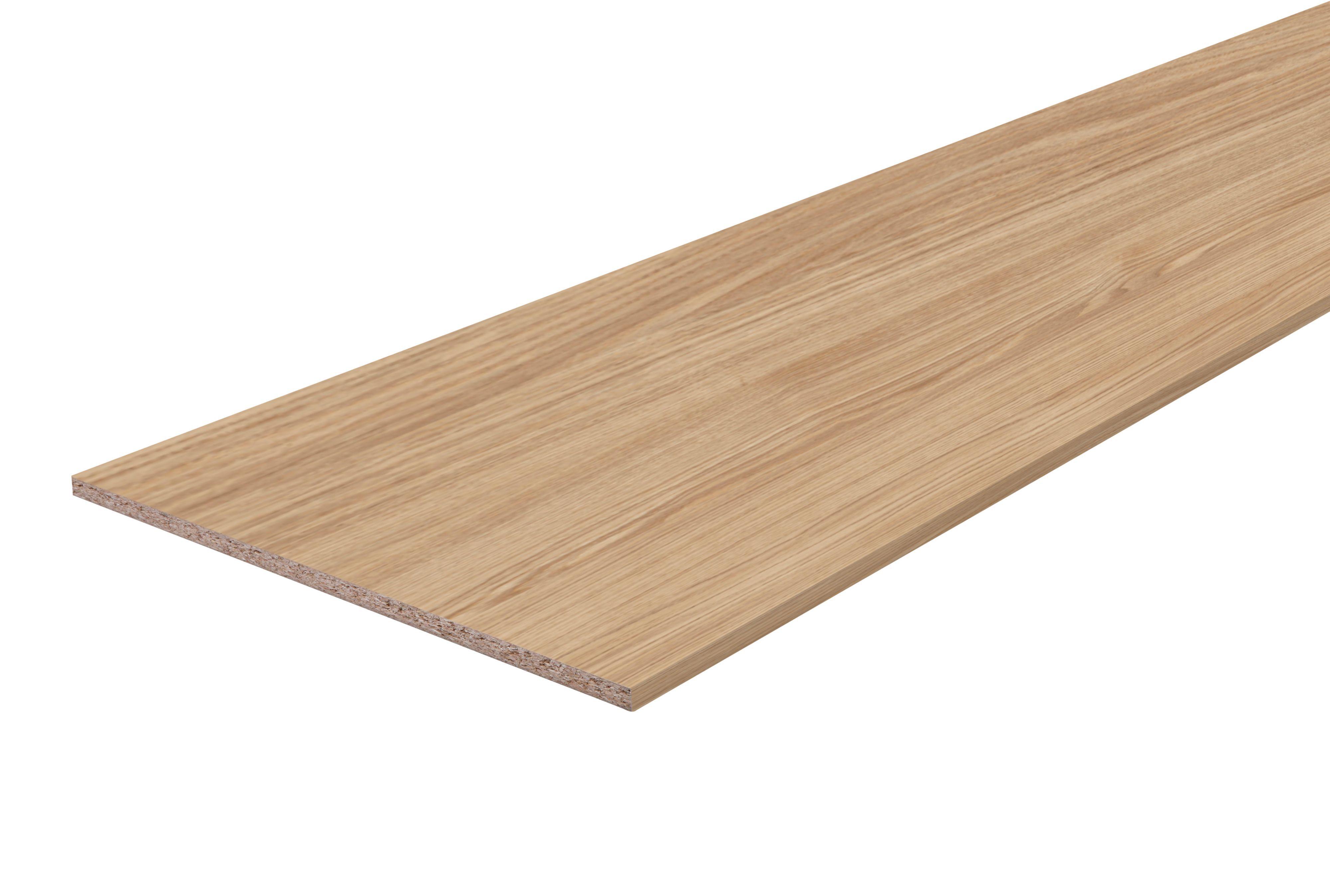 Furniture panel Pale (L)2500mm (W)400mm (T)18mm