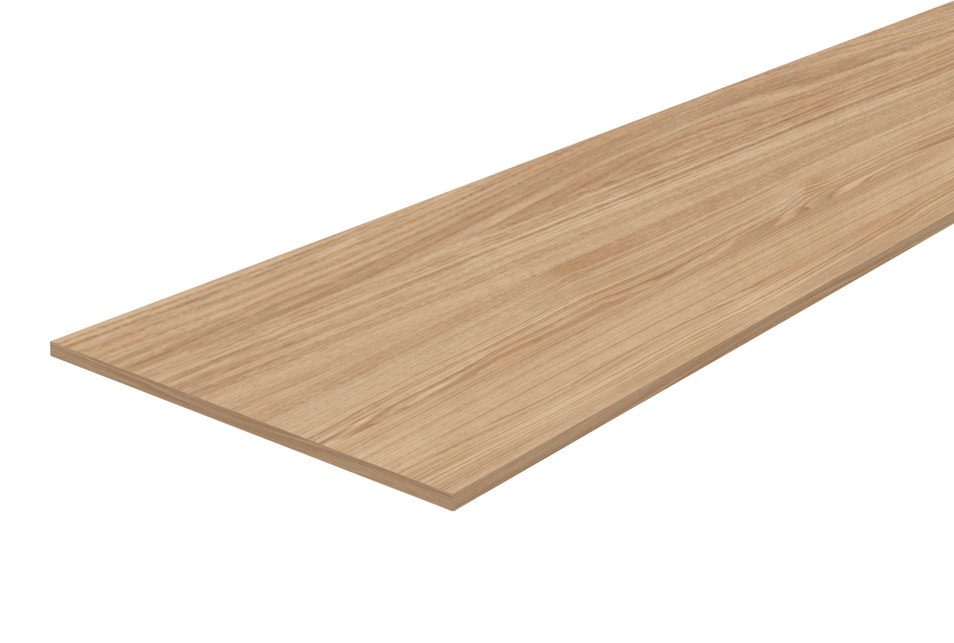 Furniture panel Pale (L)800mm (W)400mm (T)18mm