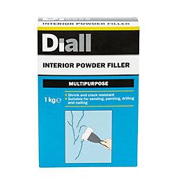 Diall Powder Filler 1kg