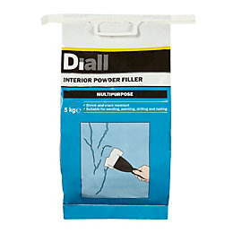 Diall Powder filler 5 kg