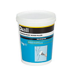 Diall Ready mixed filler 1 kg