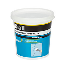 Diall Ready mixed filler 2 kg