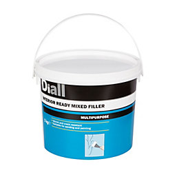 Diall Ready mixed filler 5 kg