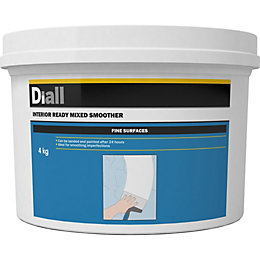 Diall Hard Wall Ready to Use Finishing Plaster