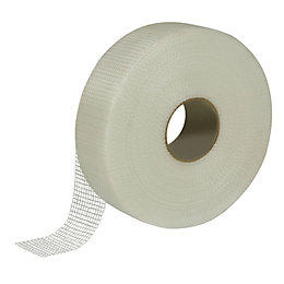Diall White Jointing Tape (L)90M (W)50mm