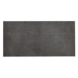 Konkrete Anthracite Matt Modern Porcelain Floor tile ,
