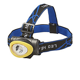 80lm Plastic LED Head lamp
