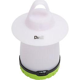 Diall 80lm Plastic LED White Lantern