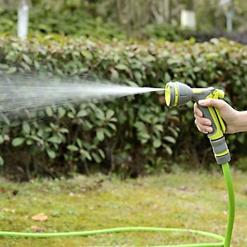 Verve Primoflex Extendable Hose Pipe with spray gun attached