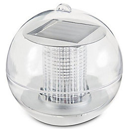 Blooma Clear Ball Solar powered LED Water ball
