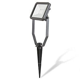 Blooma Weyburn Powder coated Black LED Spike light