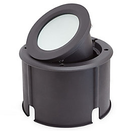 Blooma Dodson Powder coated Black LED Ground light