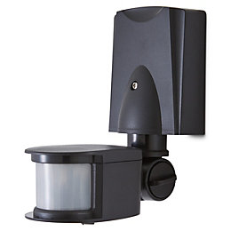 Blooma Merritt Black Mains Motion sensor