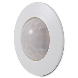 Blooma Malartic White Mains Recessed motion sensor