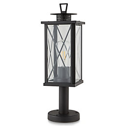 Blooma Belleterre Powder coated Black Post light