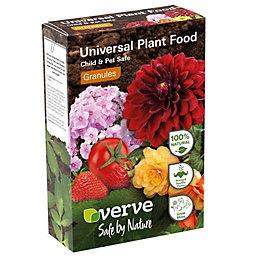 Verve Plant food granules (W)2.5kg