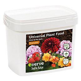 Verve Plant food granules (W)5kg