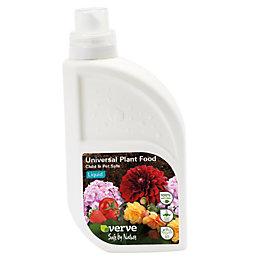 Verve Plant Food Liquid 1L