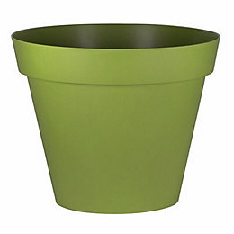 Nurgul Round Green Pot (H)790mm (Dia)1000mm