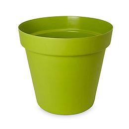 Nurgul Round Green Pot (H)266mm (Dia)300mm