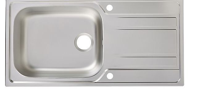 linen stainless steel kitchen sink