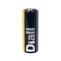 Diall Non Rechargeable MN21 / A23 Alkaline Battery