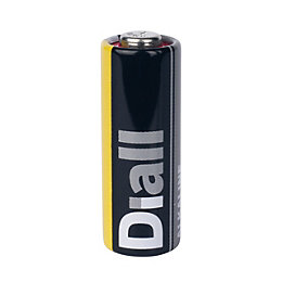 Diall Non Rechargeable MN21 / A23 Alkaline Battery,