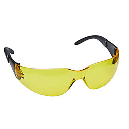 Site Amber Safety Spectacles