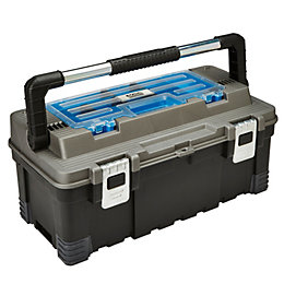 "Mac Allister 22"" Tool Box"