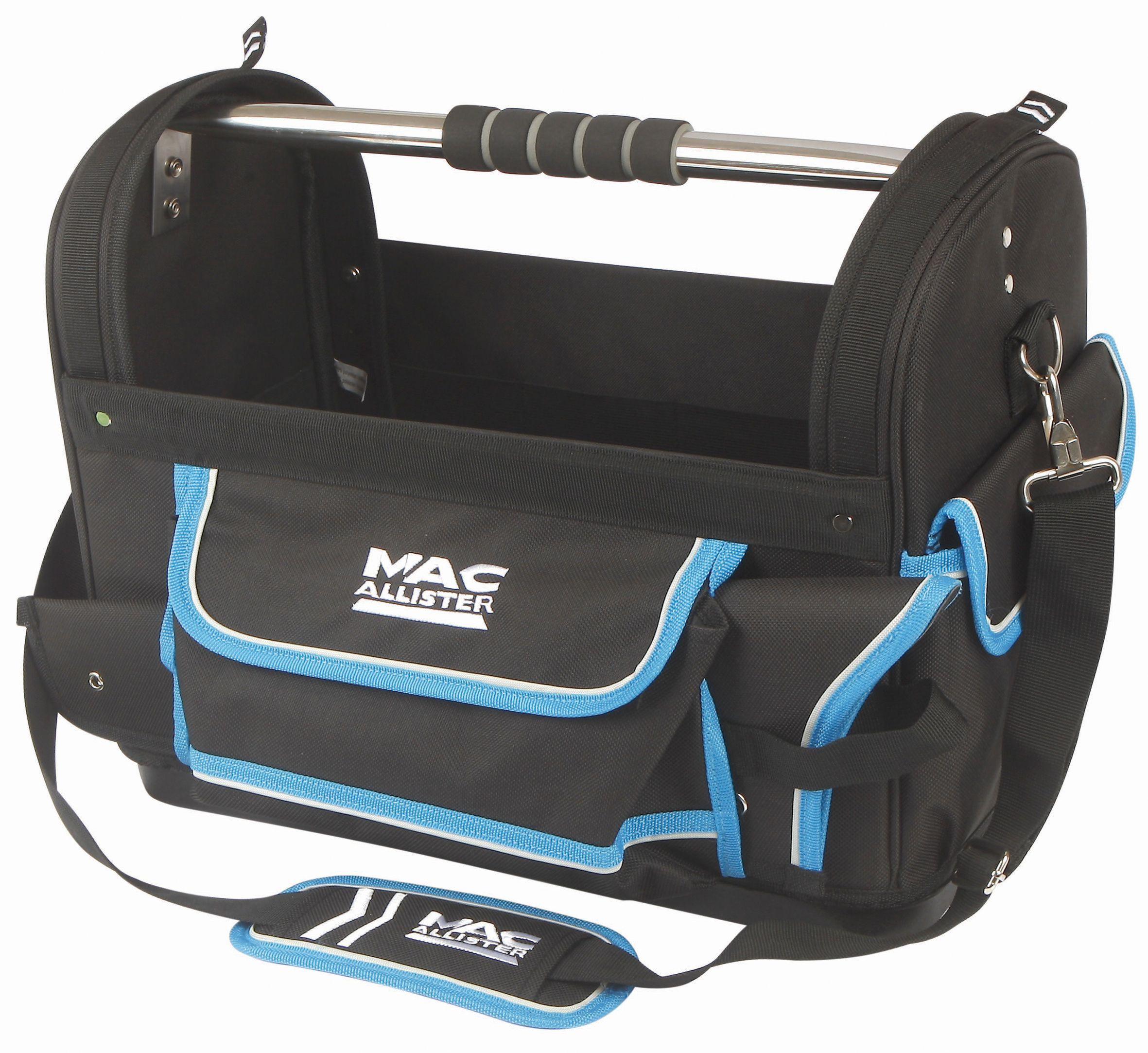 Mac Allister 18 Quot Tool Tote Bag W 250mm Departments