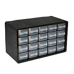 20 Compartment Organiser Cabinet
