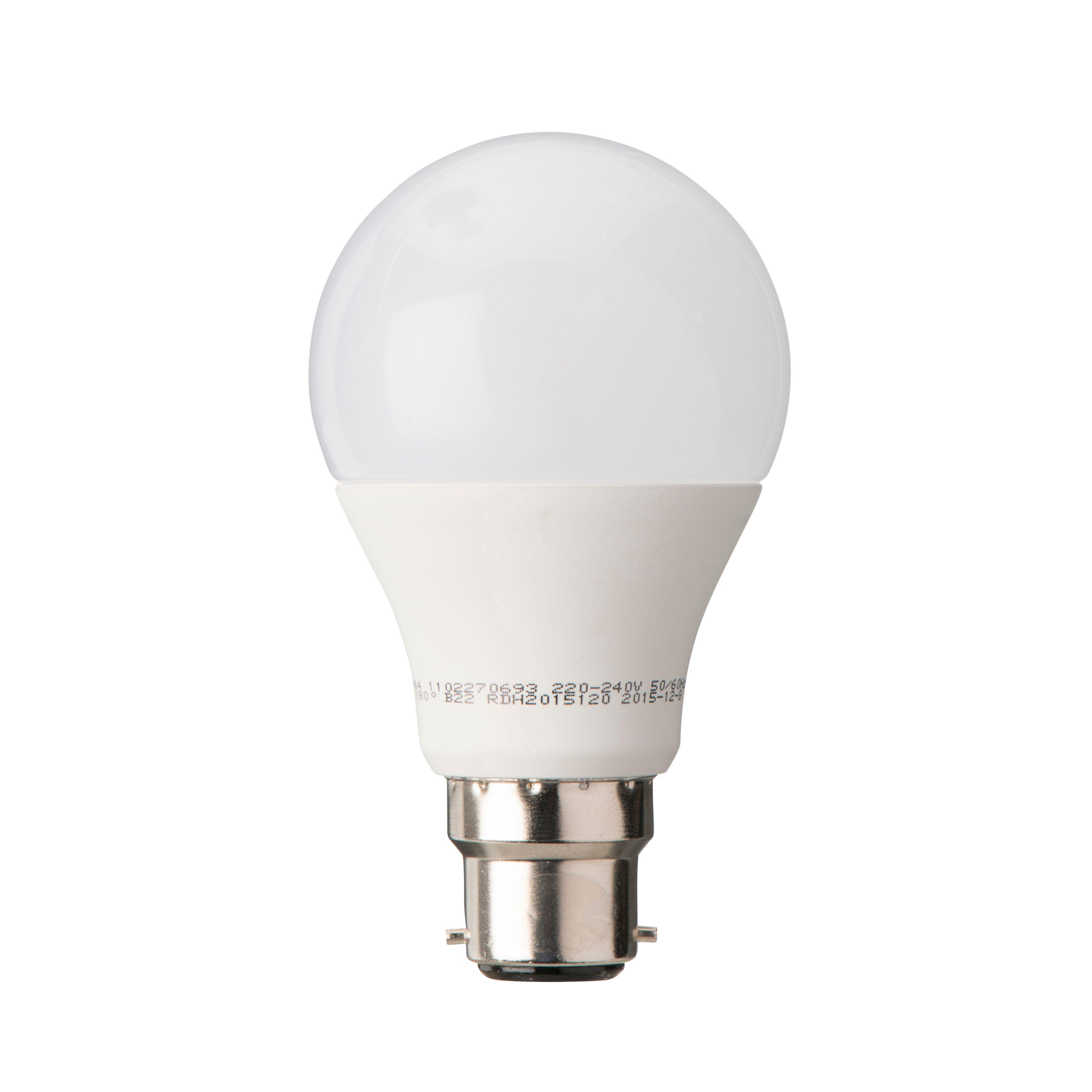 Diall b22 1055lm led dimmable classic light bulb departments diall b22 1055lm led dimmable classic light bulb departments diy at bq buycottarizona