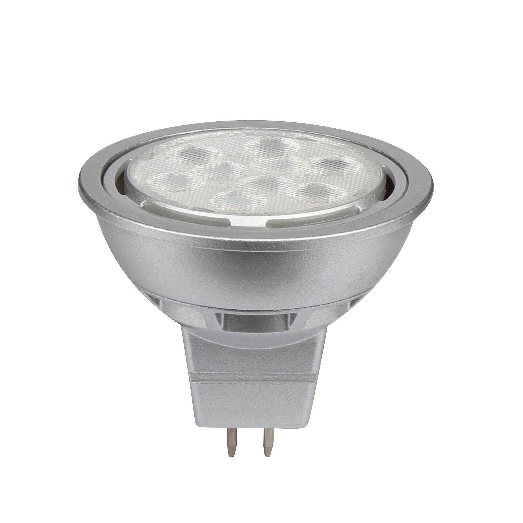 diall gu5 3 mr16 621lm led reflector light bulb departments diy at b q. Black Bedroom Furniture Sets. Home Design Ideas