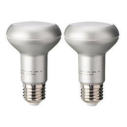 Diall E27 250lm LED Reflector Light Bulb, Pack
