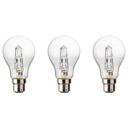 Diall B22 120W Halogen Dimmable Classic Light Bulb,