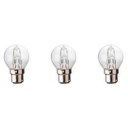 Diall B22 19W Halogen Dimmable Mini Globe Light